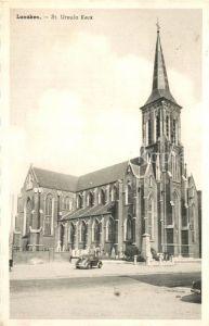 AK / Ansichtskarte Lanaken St Ursula Kerk Lanaken