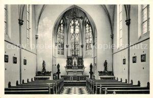 AK / Ansichtskarte Astenet Institut Sainte Catherine Eglise Astenet