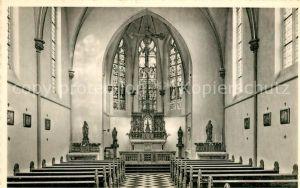 AK / Ansichtskarte Astenet Eglise Institut St Catherine Astenet