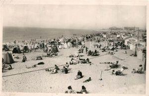 AK / Ansichtskarte Berck Plage Vue generale de la plage Berck Plage