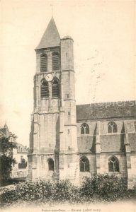 AK / Ansichtskarte Precy sur Oise Eglise Kirche Precy sur Oise