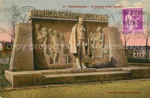 AK / Ansichtskarte Valenciennes Monument Henri Legrand Valenciennes