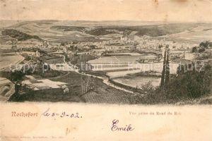 Rochefort Vue prise du Rond du Roi Rochefort