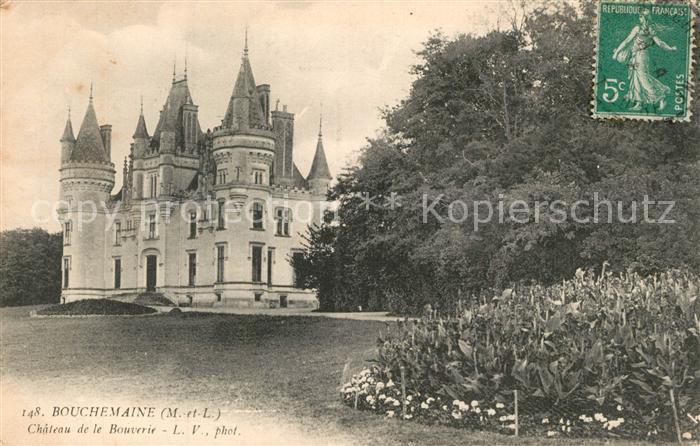 Bouchemaine Chateau de le Bouverie Bouchemaine