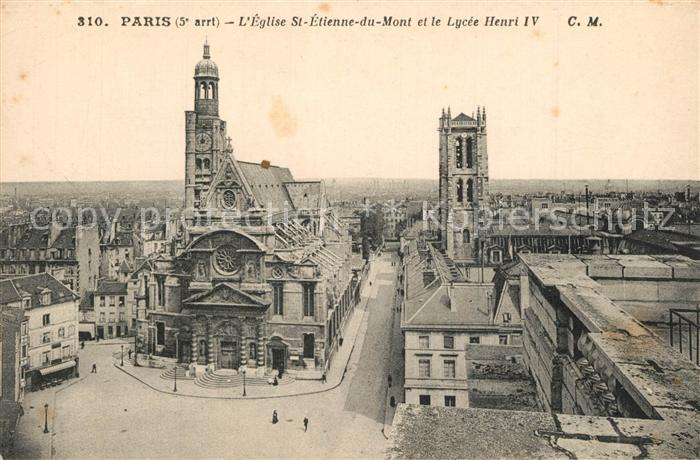 Paris Eglise St. Etienne du Mont Paris