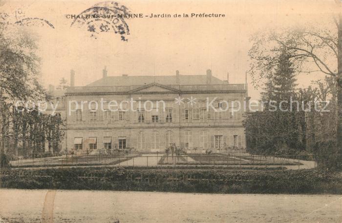 Chalons sur Marne_Ardenne Jardin de la Pr?fecture  Chalons sur Marne Ardenne
