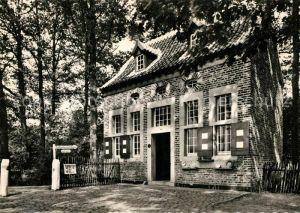 Bokrijk Domein Bokrijk Openluchtmuseum Tolhuis uit Gelinden Bokrijk