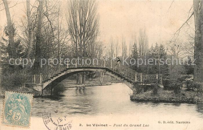 Le_Vesinet Pont du Grand Lac Le_Vesinet