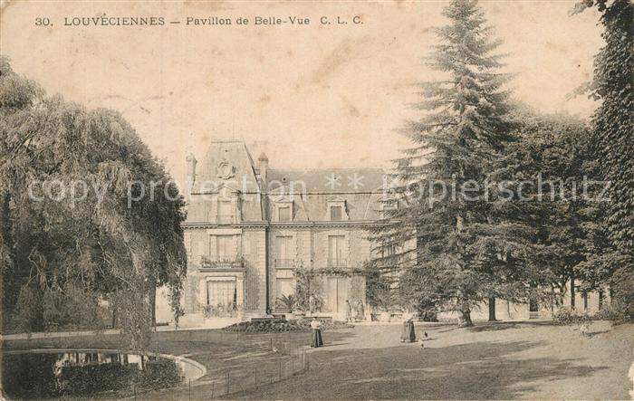 Louveciennes Pavillon de Belle Vue Louveciennes