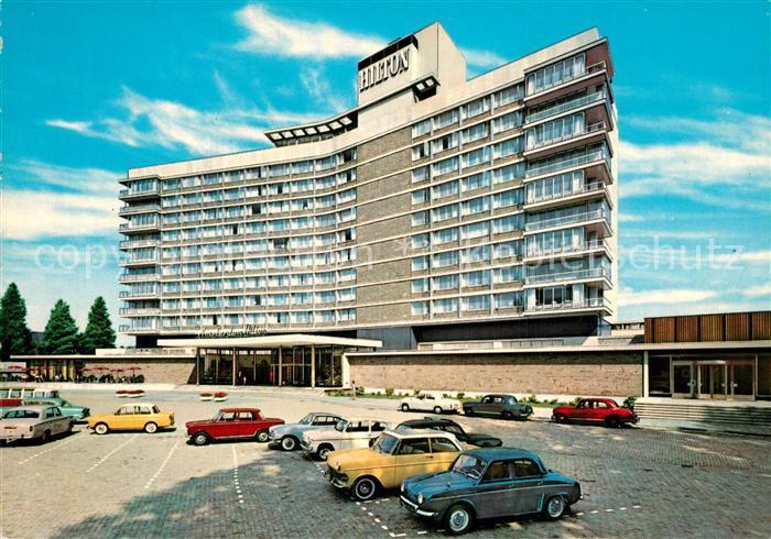 Amsterdam_Niederlande Hilton Hotel Amsterdam_Niederlande