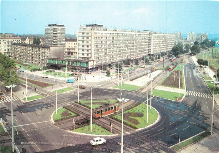 Szczecin_Stettin Plac Rodla Szczecin_Stettin