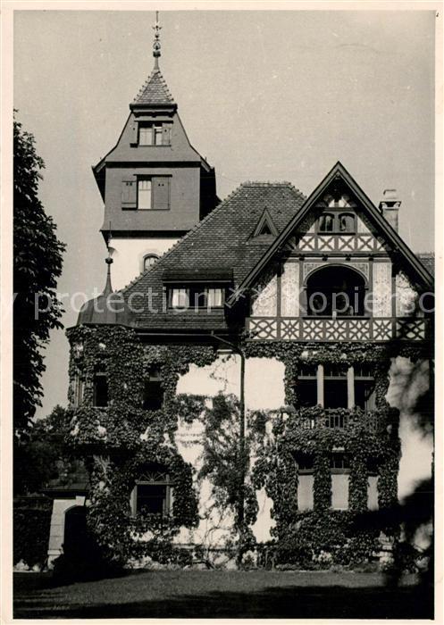 AK / Ansichtskarte Zofingen Villa Zofingen