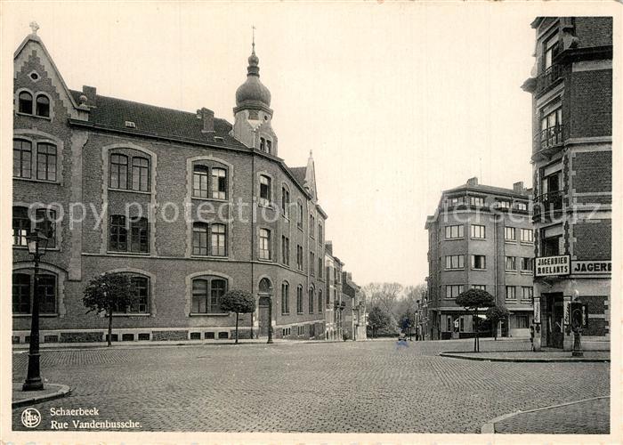 Schaerbeek Rue Vandenbussche Schaerbeek