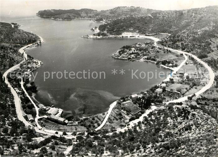 Dubrovnik_Ragusa Fliegeraufnahme Dubrovnik Ragusa