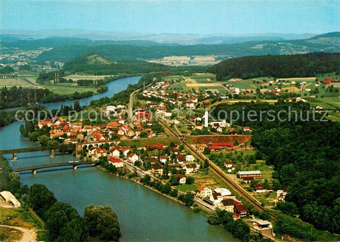 AK / Ansichtskarte Koblenz_AG Fliegeraufnahme Koblenz_AG