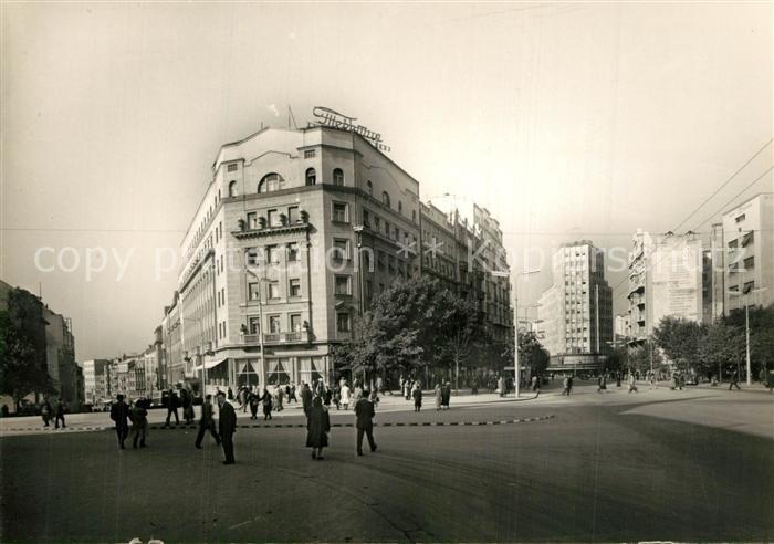Beograd_Belgrad Terazije Beograd Belgrad