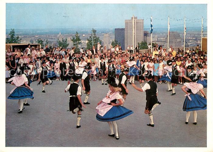 Montreal_Quebec Volksfest der Deutschen im Mont Royal Park Montreal Quebec
