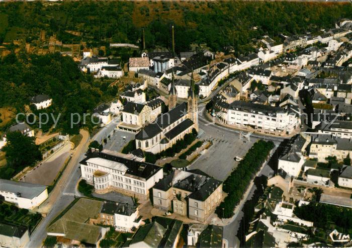 Diekirch Grand Duche de Luxemburg Vue aerienne Diekirch
