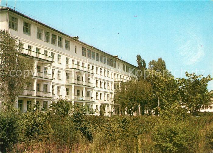 Cholpon Ata Goluboj Issyk Kul Sanatorium