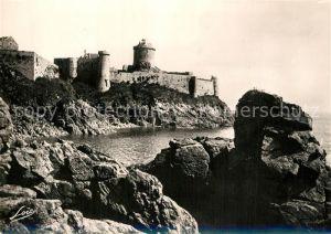 Cap_Frehel_Cotes_d_Armor_Bretagne Le Fort La Latte construit au Xe siecle Cap_Frehel