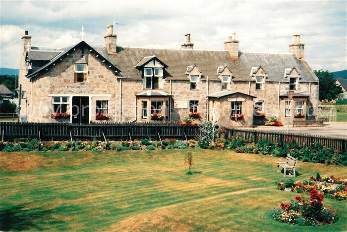 Strathspey Nethy House Hostel Scottish Highlands