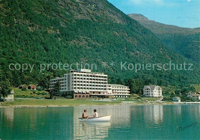 Loen_Nordfjord Hotel Alexandra Loen Nordfjord