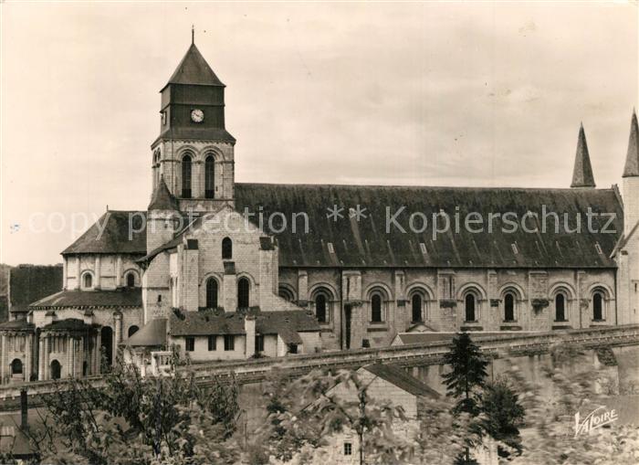 Fontevraud l_Abbaye Eglise abbatiale XIIe siecle Fontevraud l Abbaye