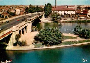 Joinville le Pont Le Pont et la Marne Joinville le Pont