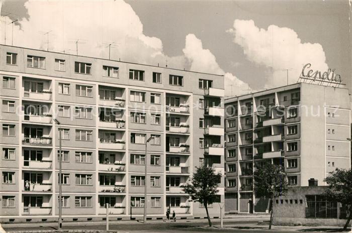 Szczecin_Stettin Fragment miasta Szczecin_Stettin