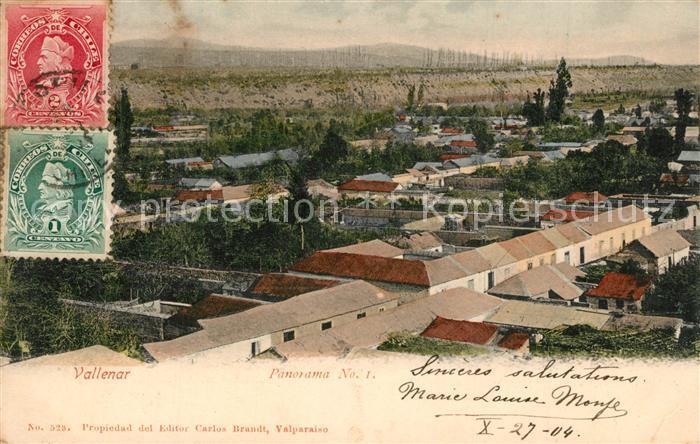 Vallenar Panorama Vallenar