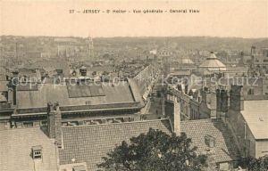Jersey St Heller General view Jersey
