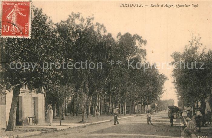 Birtouta Route d'Alger Quartier Sud