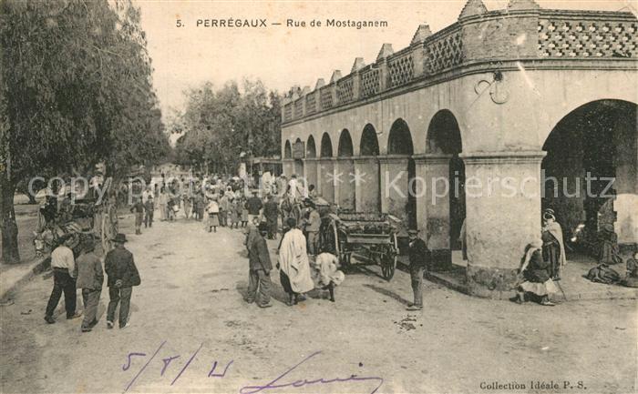 Perregaux rue de Mostaganem Perregaux