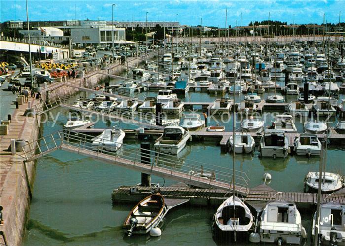 Royan_Charente Maritime Port de Plaisance Yachthafen Royan Charente Maritime