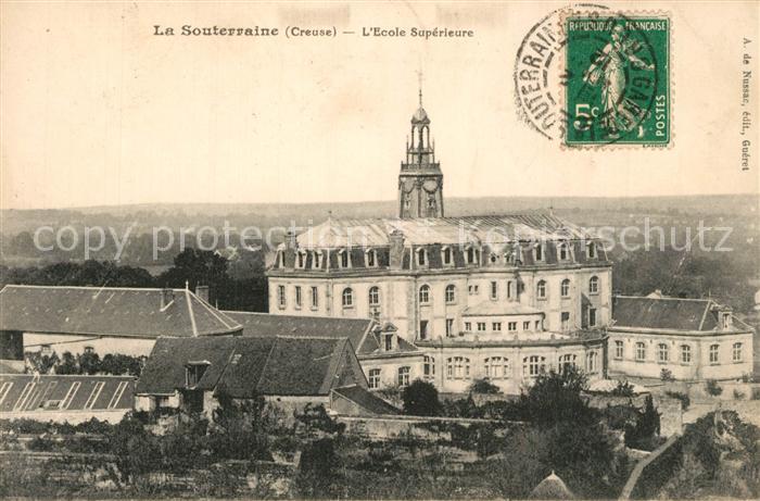 La_Souterraine Ecole Superieure La_Souterraine