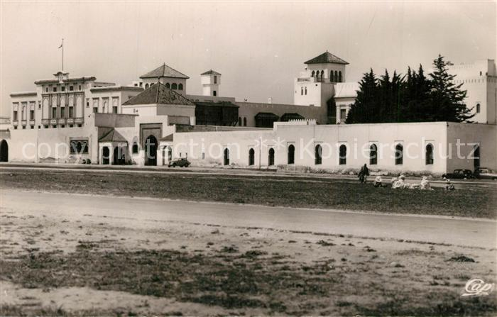 Rabat_Marokko Palais du Sultan Rabat Marokko