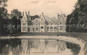 Ponthierry Chateau des Bordes Schloss