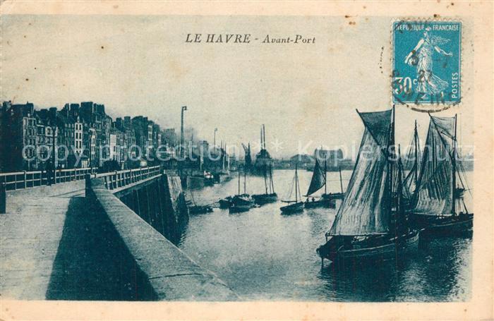 Le_Havre Avant Port Le_Havre