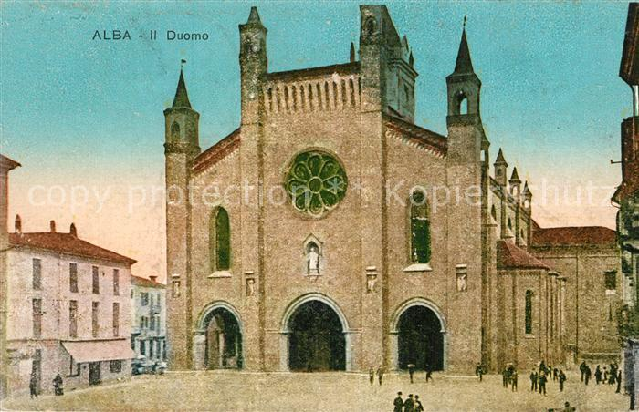 Alba_Piemonte Duomo Alba Piemonte