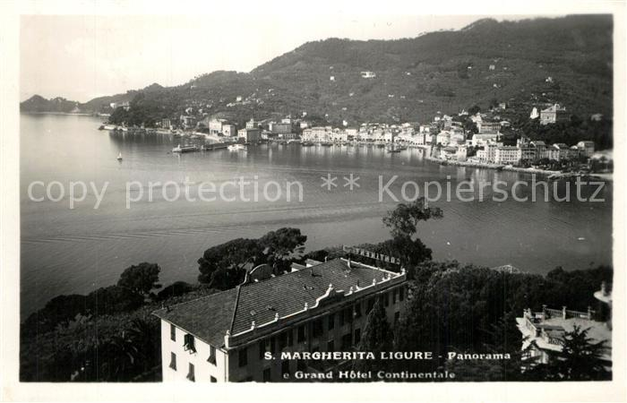 Santa_Margherita_Ligure Grand Hotel Continentale Santa_Margherita_Ligure