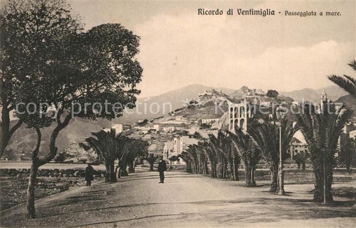 Ventimiglia_Liguria Lungomare
