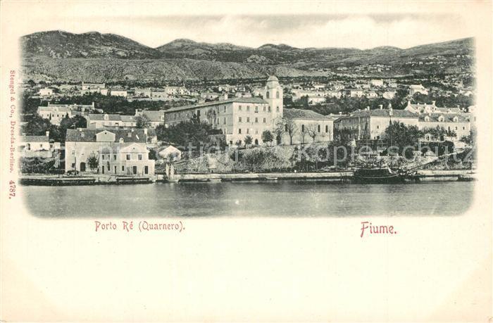 Kraljevica Porto Re Quarnero Fiume Kraljevica