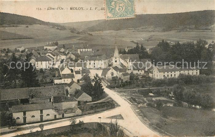 Moloy Cote d'Or Panorama Moloy