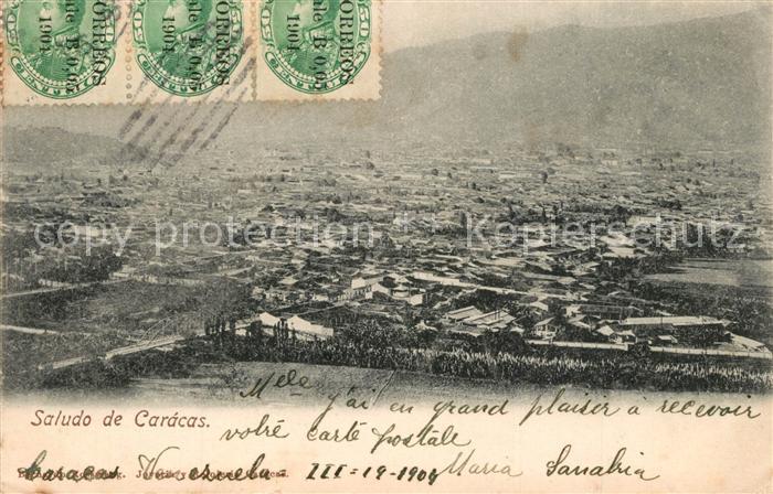 Caracas Panorama Caracas