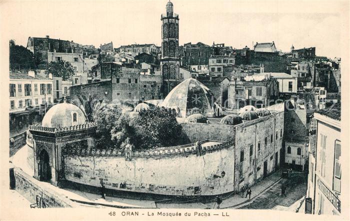 Oran_Algerie La Mosquee du Pacha Oran Algerie