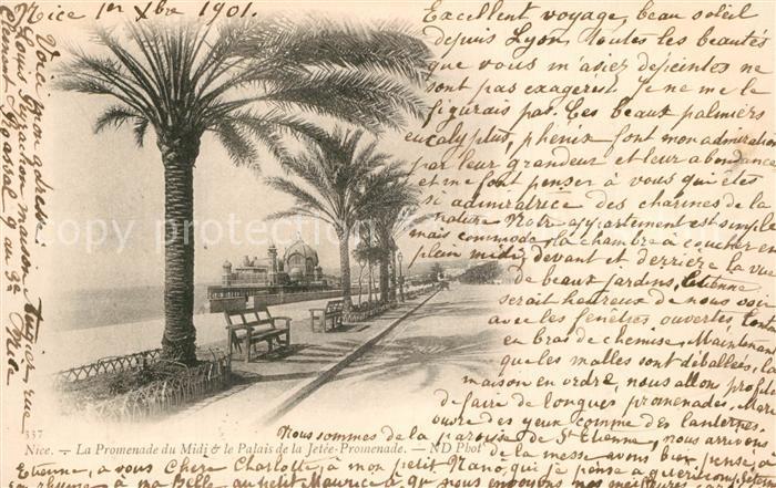 Nice_Alpes_Maritimes Promenade du Midi Palais de la Jetee Promenade Nice_Alpes_Maritimes