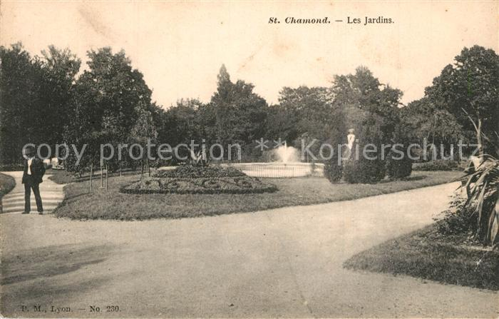 Saint Chamond Les Jardins Saint Chamond