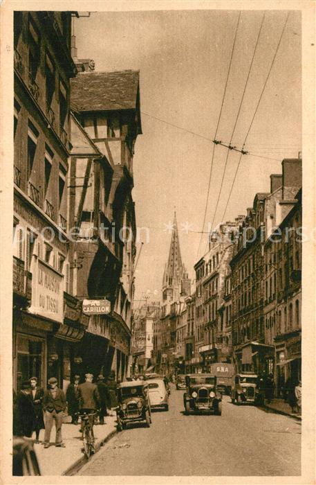 Caen Rue Saint Jean Caen