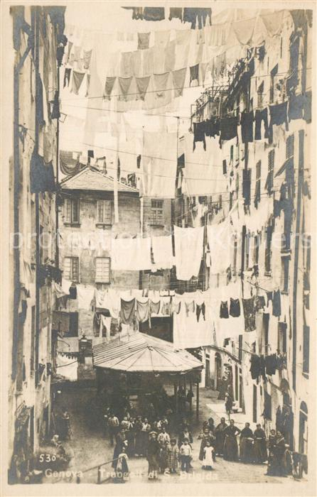 Genova_Genua_Liguria Truogeli di S. Brigida Genova_Genua_Liguria
