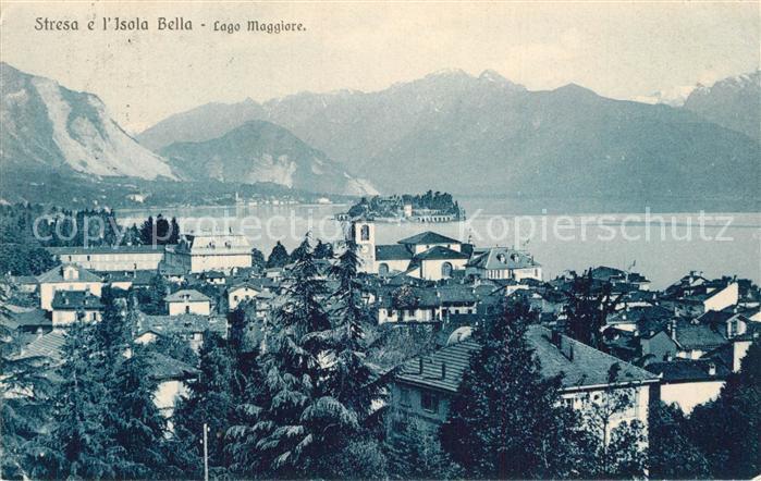 Stresa_Lago_Maggiore Isola Bella  Stresa_Lago_Maggiore